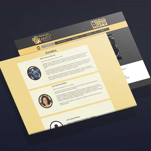 Página, Web, Diseño, Web
