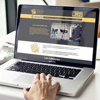 Página Web   Premios Eventos   Bogotá Colombia