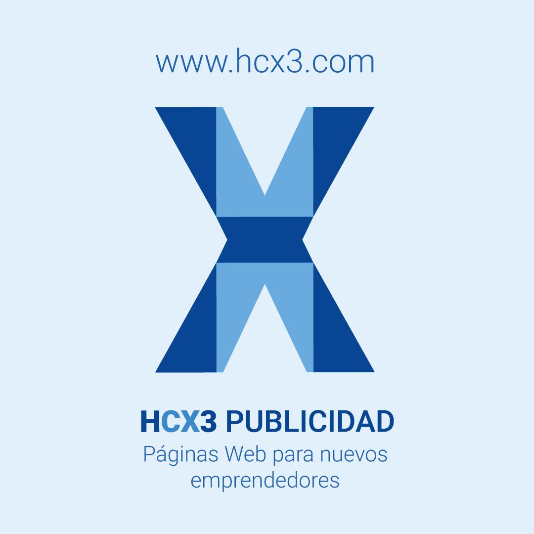 HcX3 Públicidad