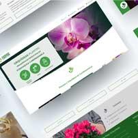 Pagina Web Jardinería 2021 Bogotá
