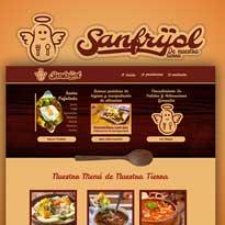 Página Web Restaurante 2021 Bogotá